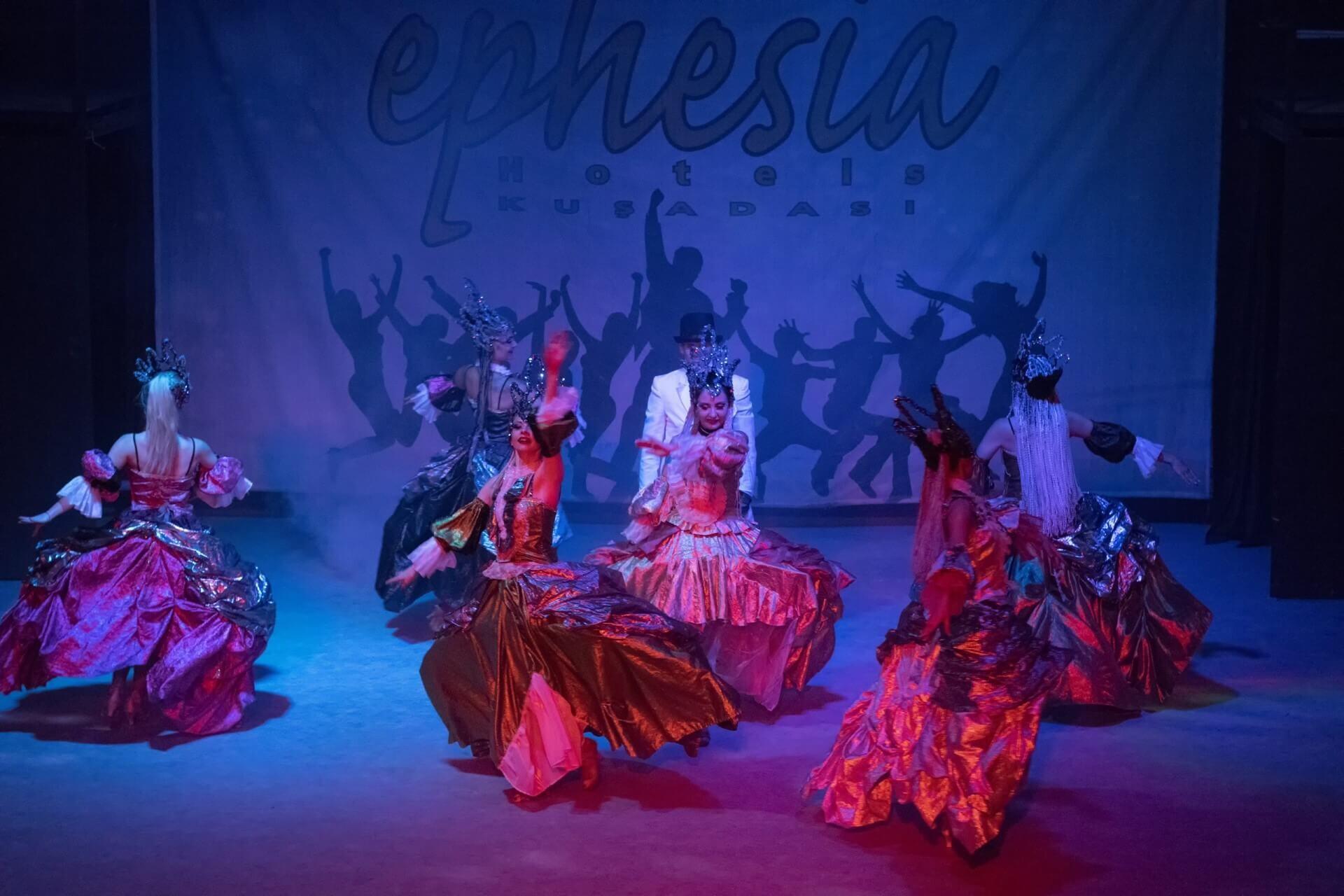 Ephesia Holiday Beach - вечерна шоу програма