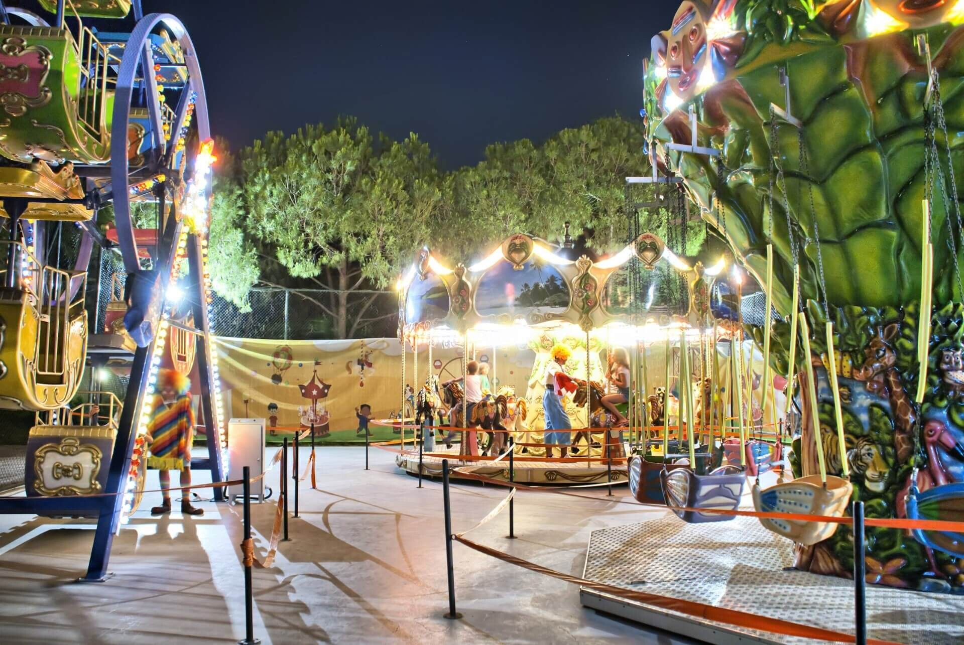 Ephesia Holiday Beach - луна парк