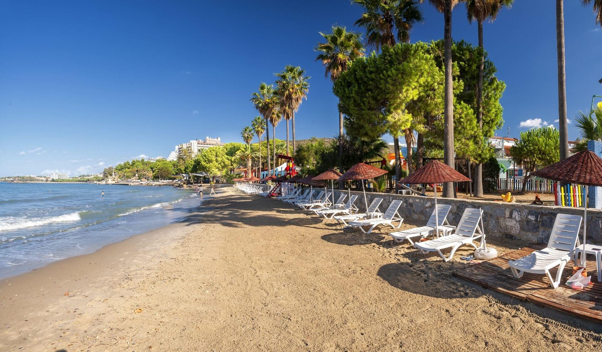 Ephesia Holiday Beach - плаж