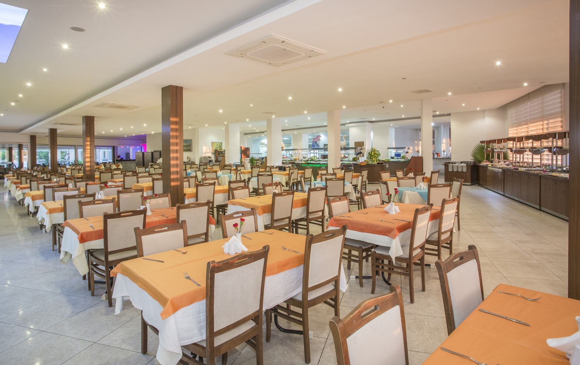 Lonicera World - ресторант