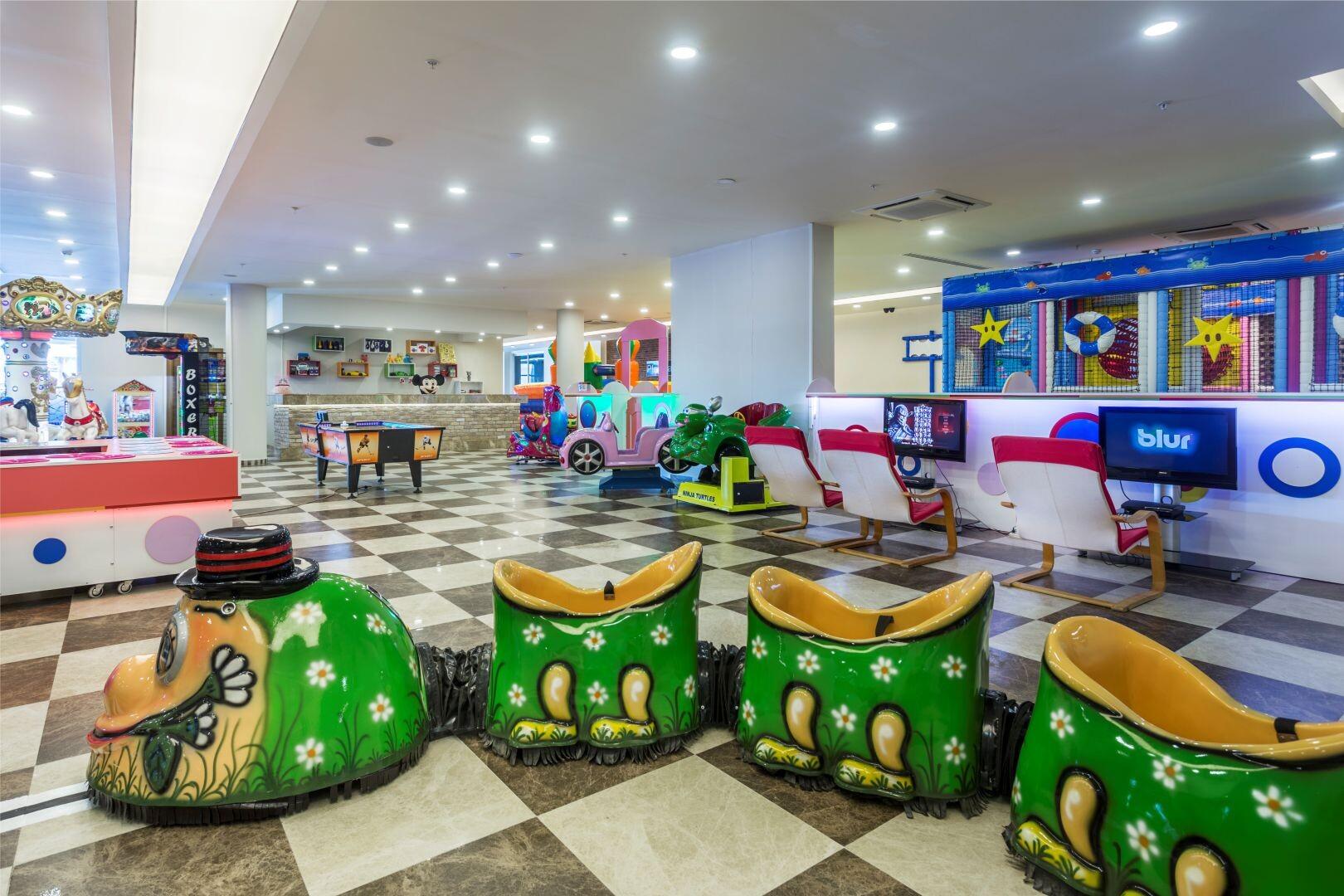 Lonicera World - игрална зала