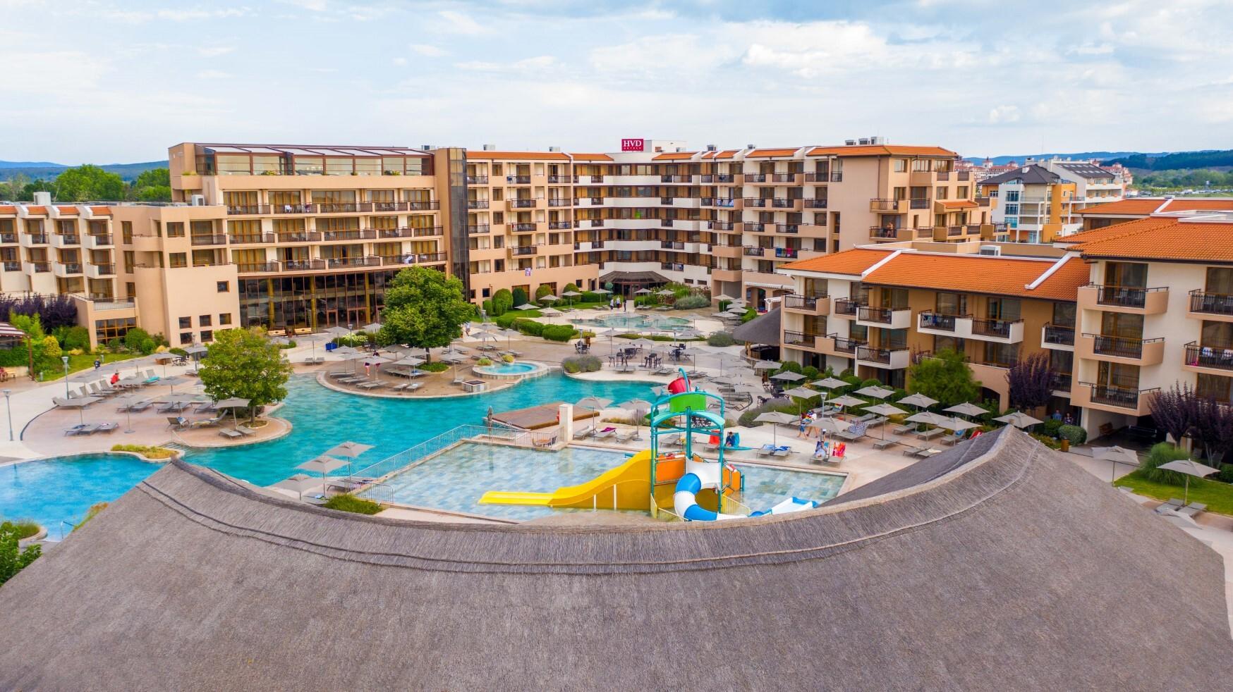 Хотел Мирамар 4* -общ изглед