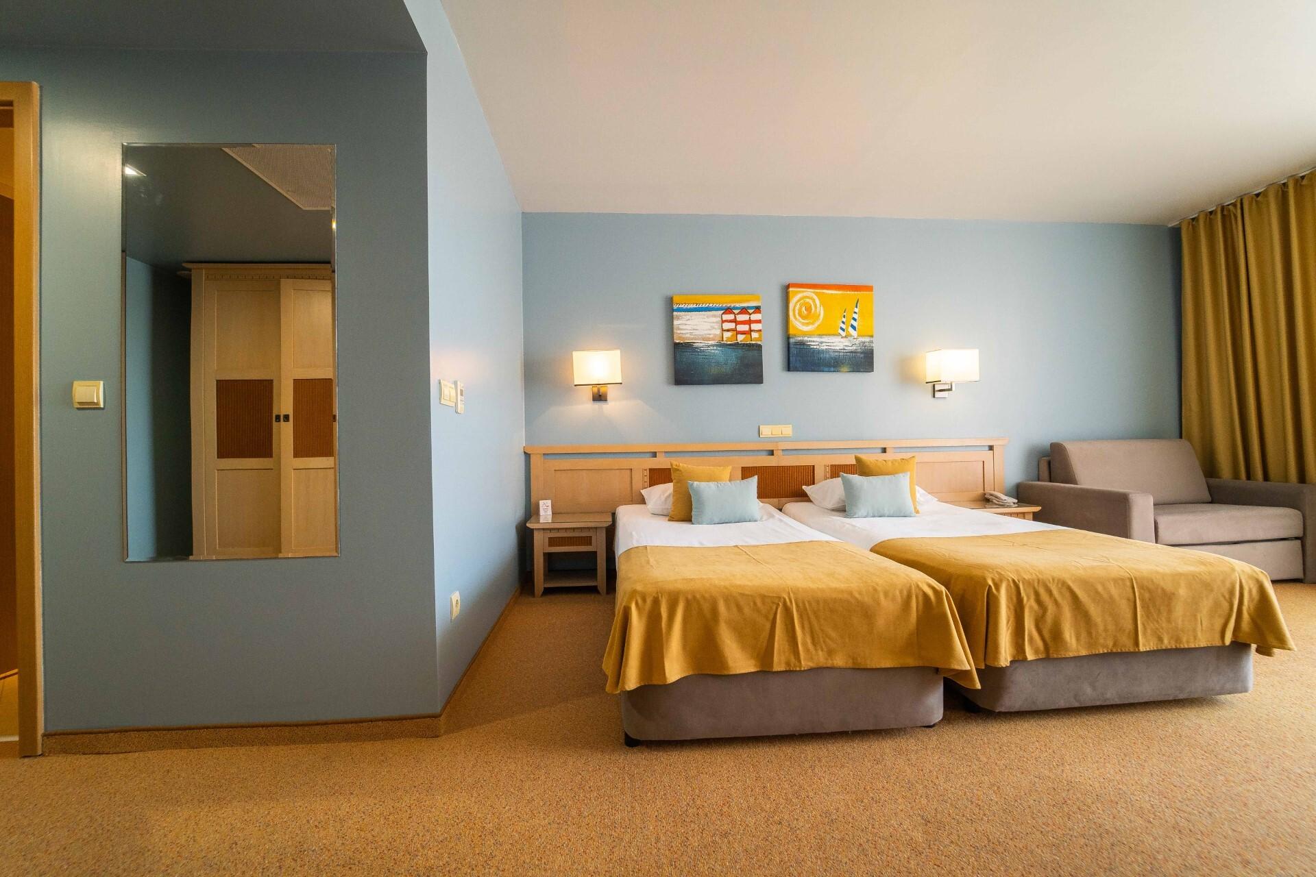 Хотел Мирамар 4* - стандартна стая