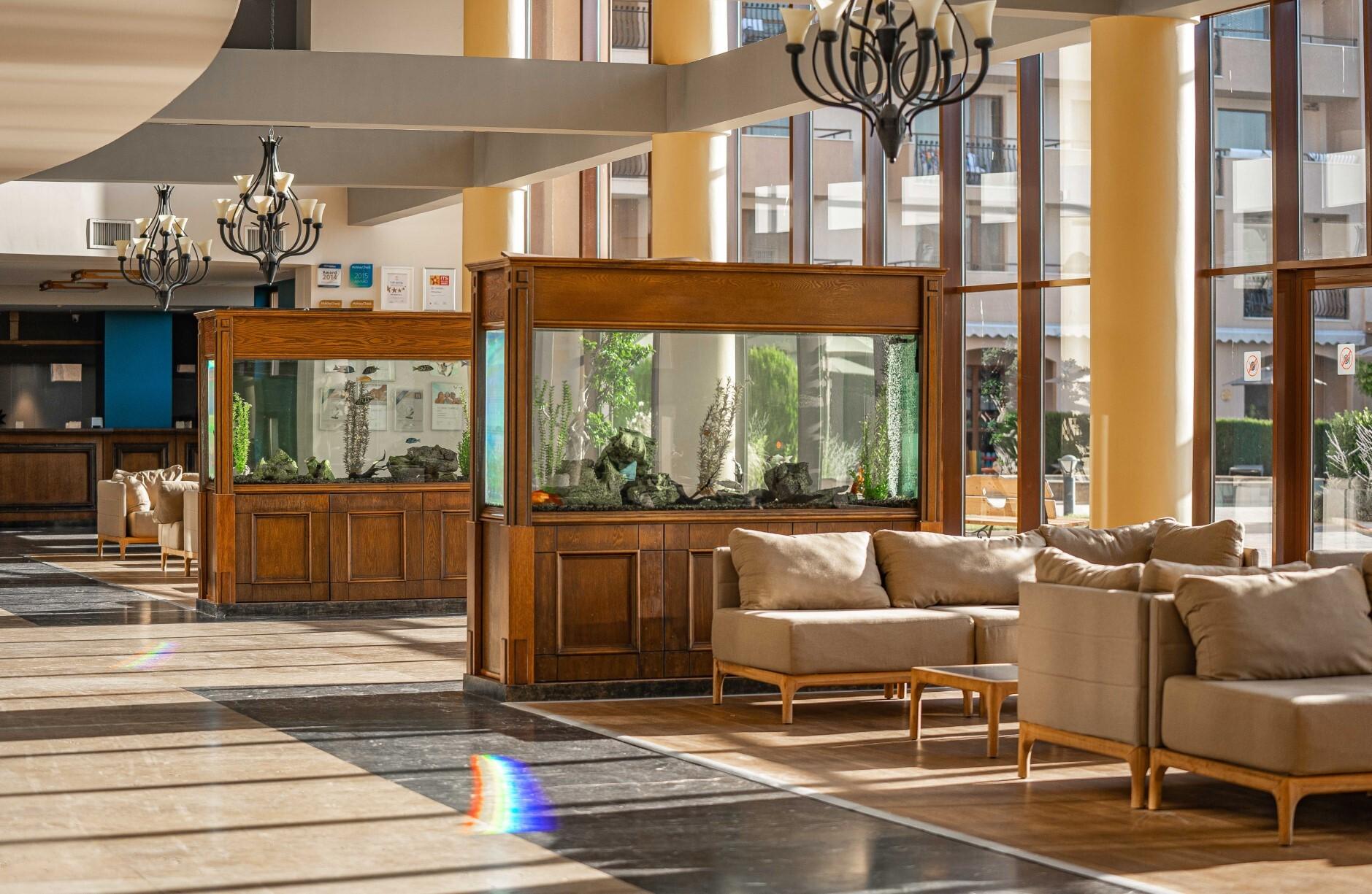 Хотел Мирамар 4* - рецепция