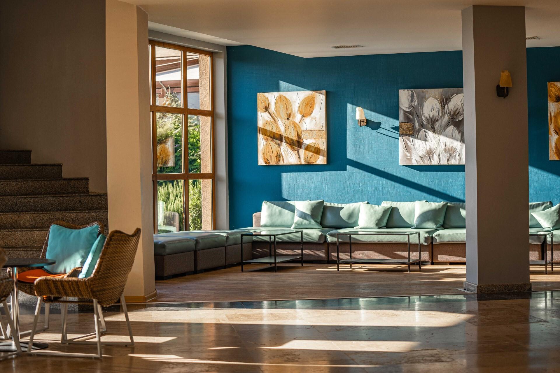Хотел Мирамар 4* - лоби