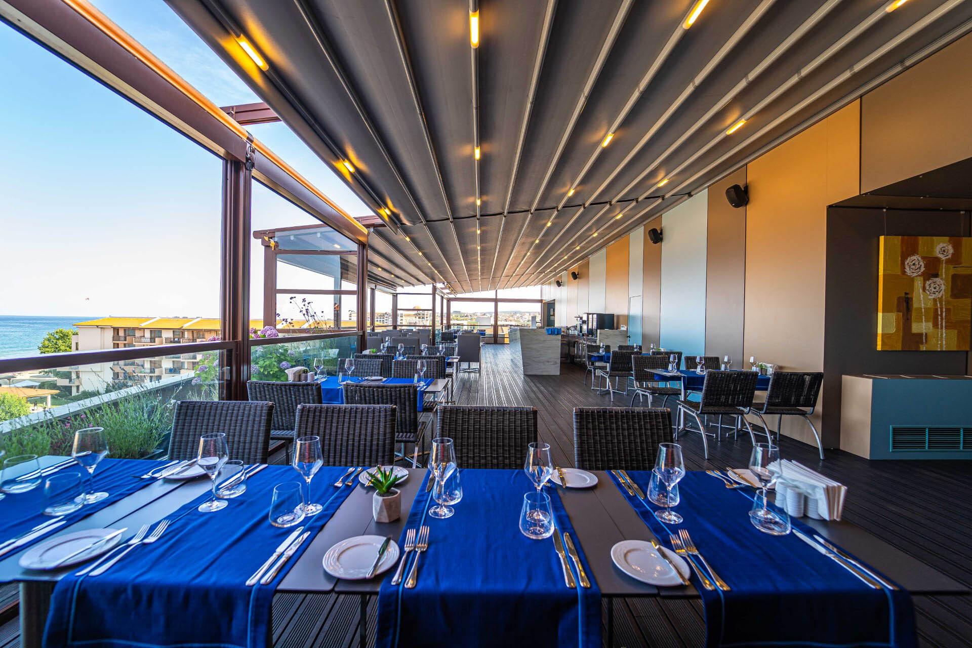 Хотел Мирамар 4* - a la cart ресторант The Blu