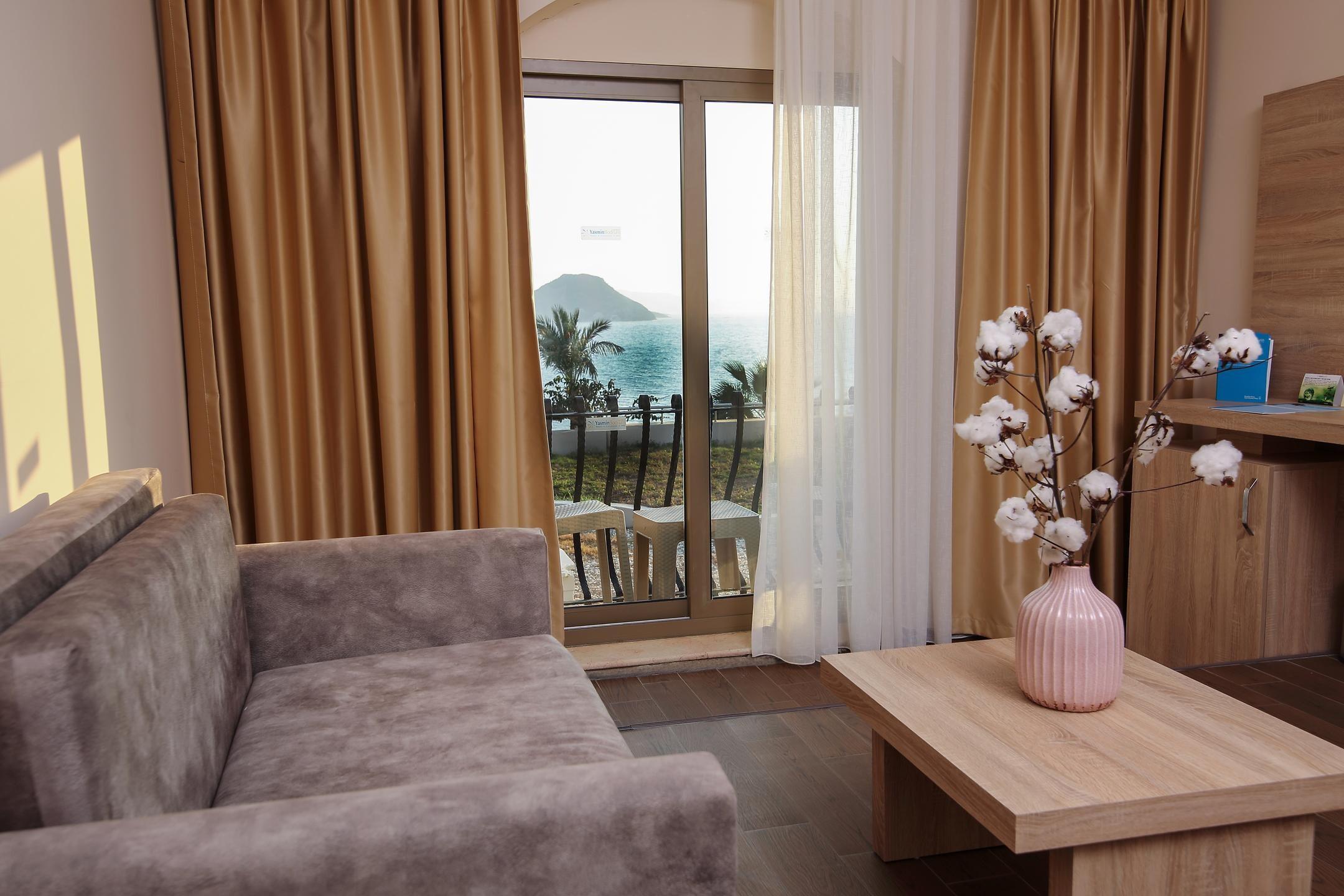 Yasmin Bodrum Resort - стая