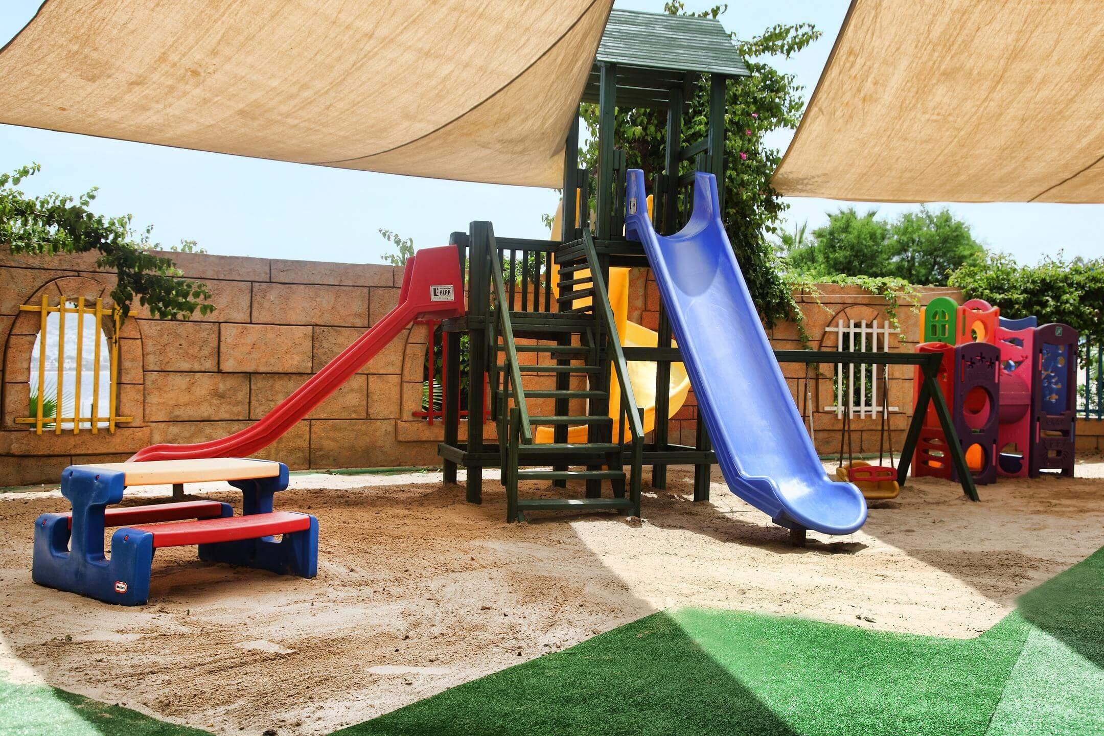 Yasmin Bodrum Resort - детска площадка