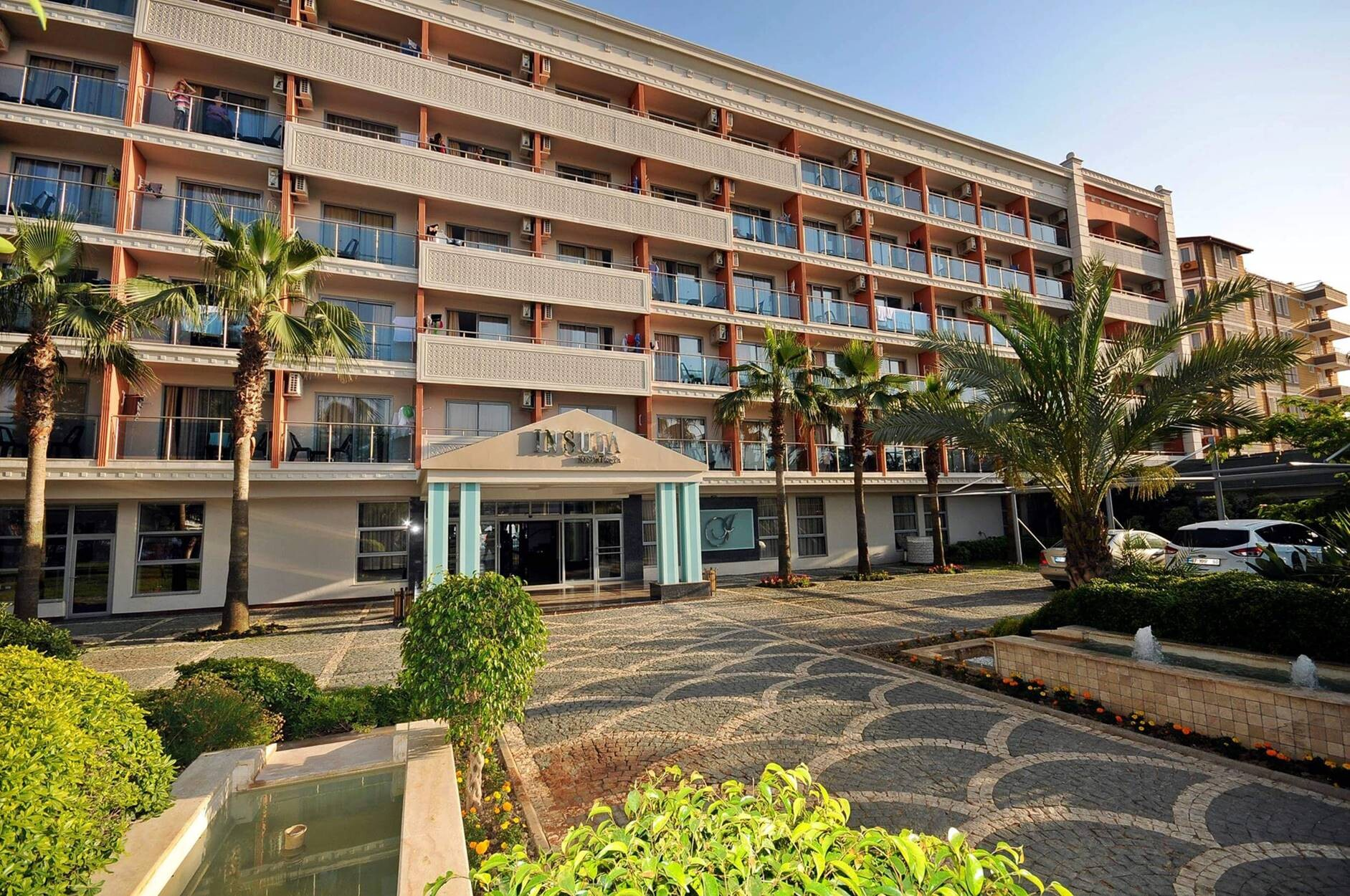 Insula Resort & Spa 5* - общ изглед