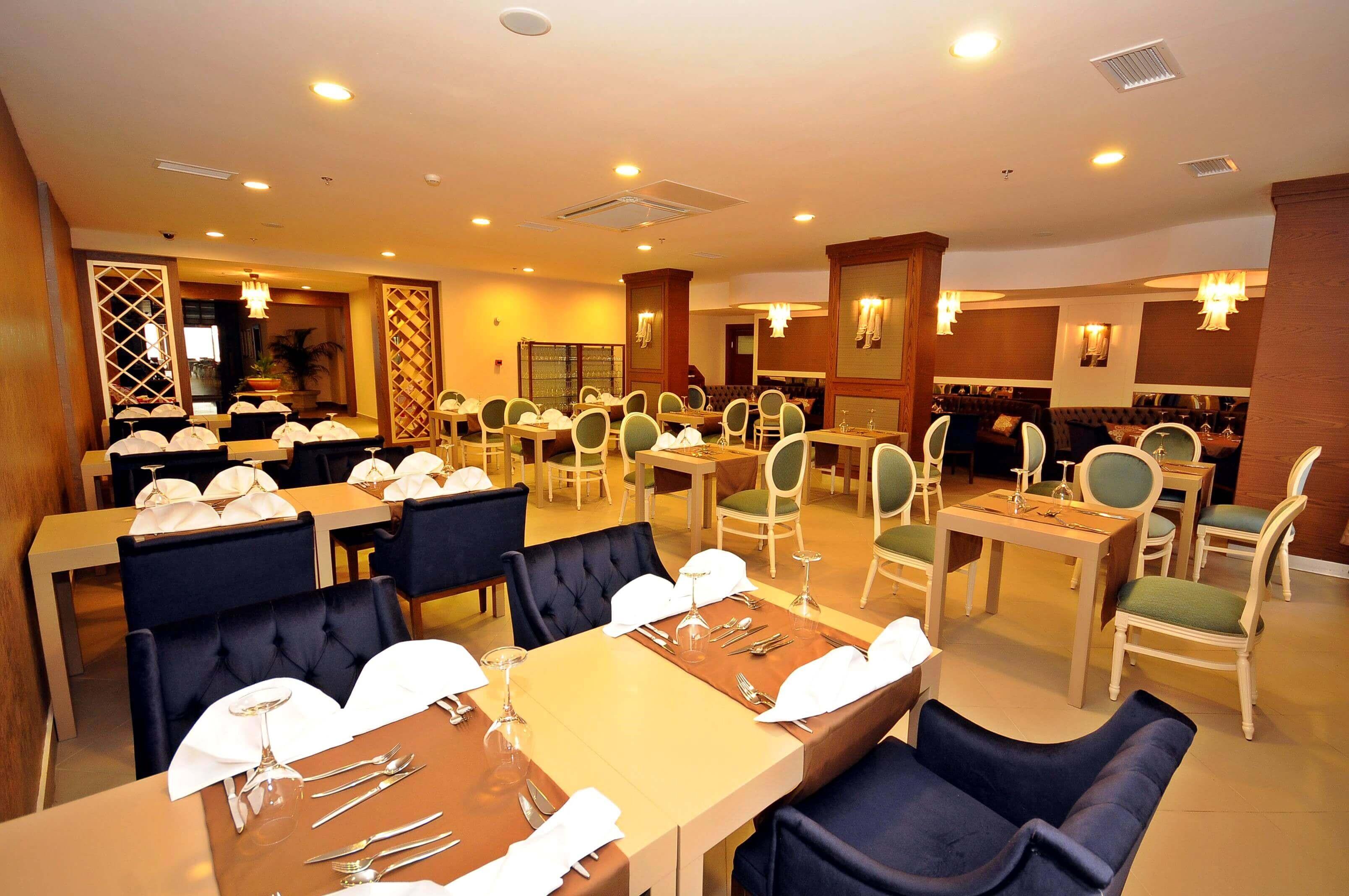 Insula Resort & Spa 5* - ресторант