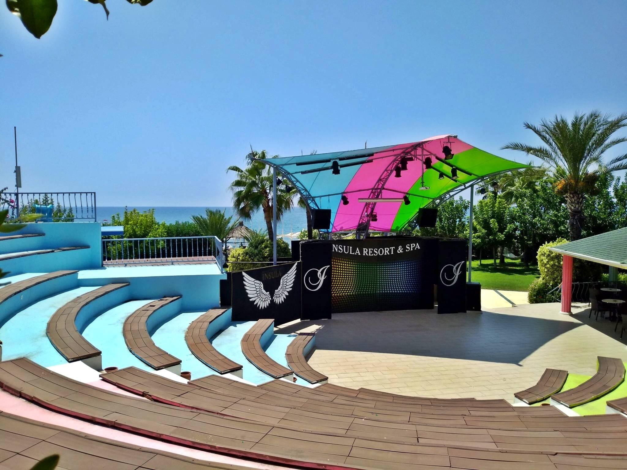 Insula Resort & Spa 5* - анимация