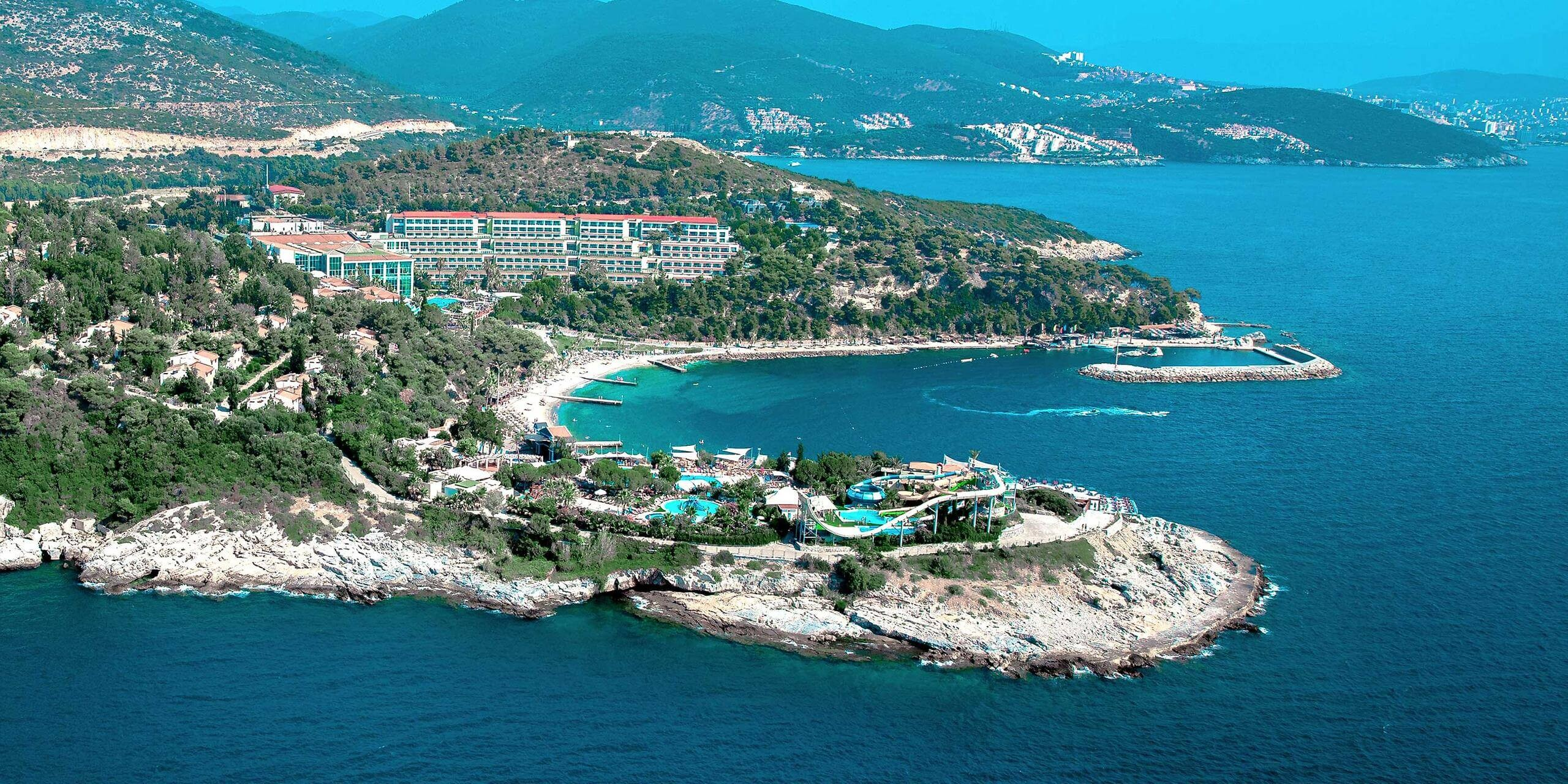 Pine Bay Holiday Resort - общ изглед