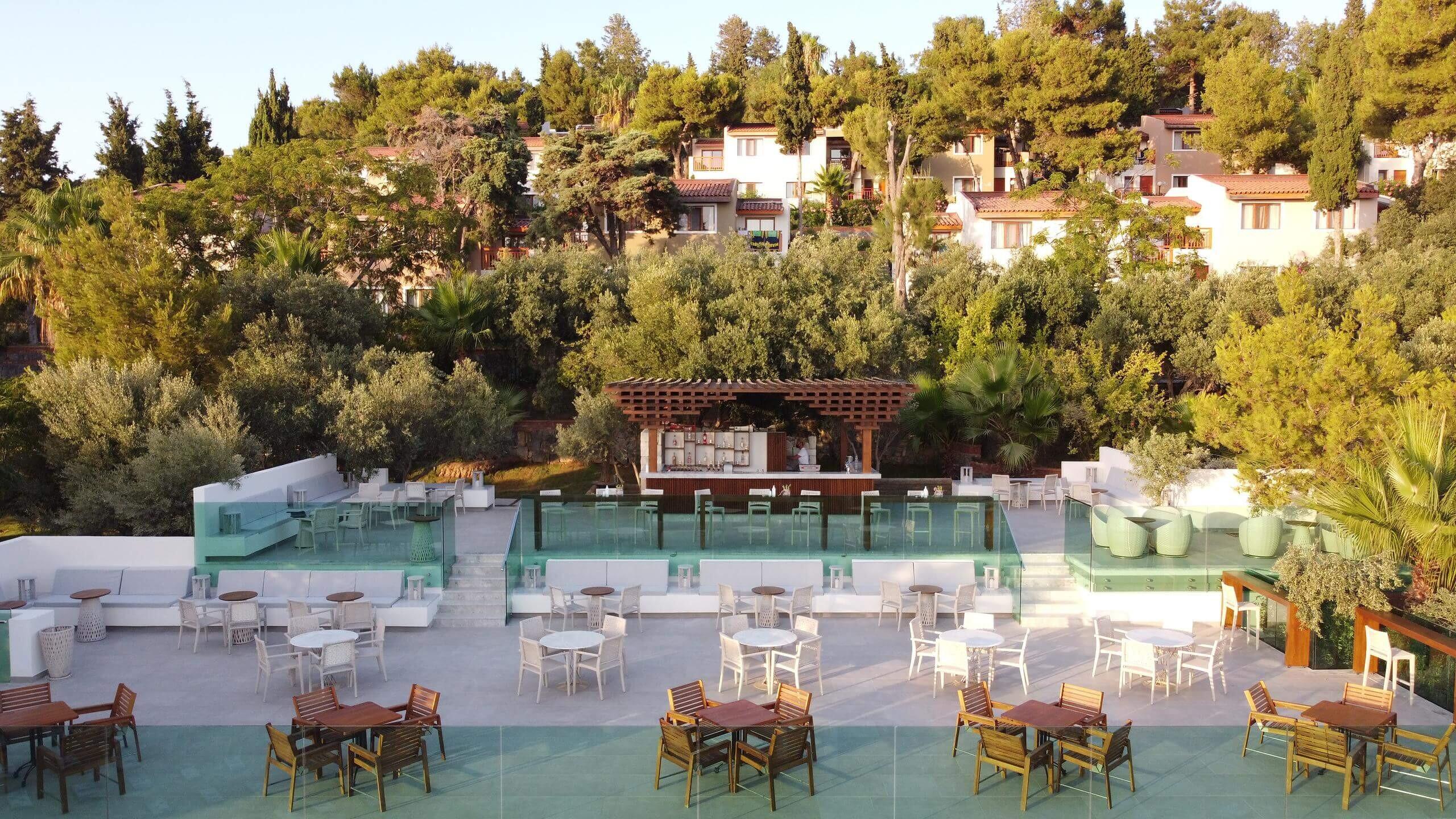 Pine Bay Holiday Resort - ресторант