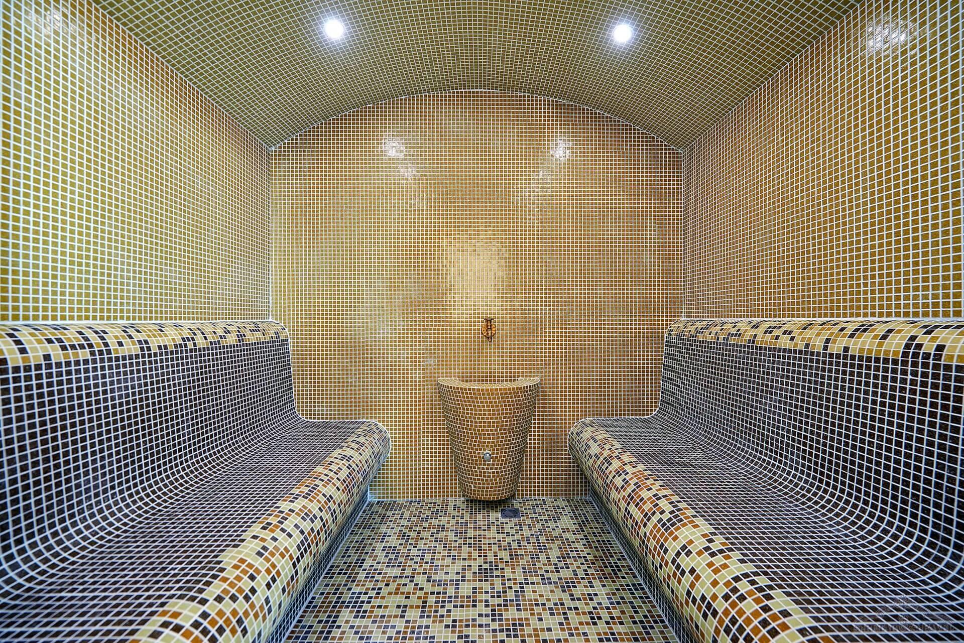 хотел Св. Св. Петър и Павел - парна баня