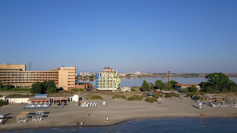 хотел Св. Св. Петър и Павел - плаж