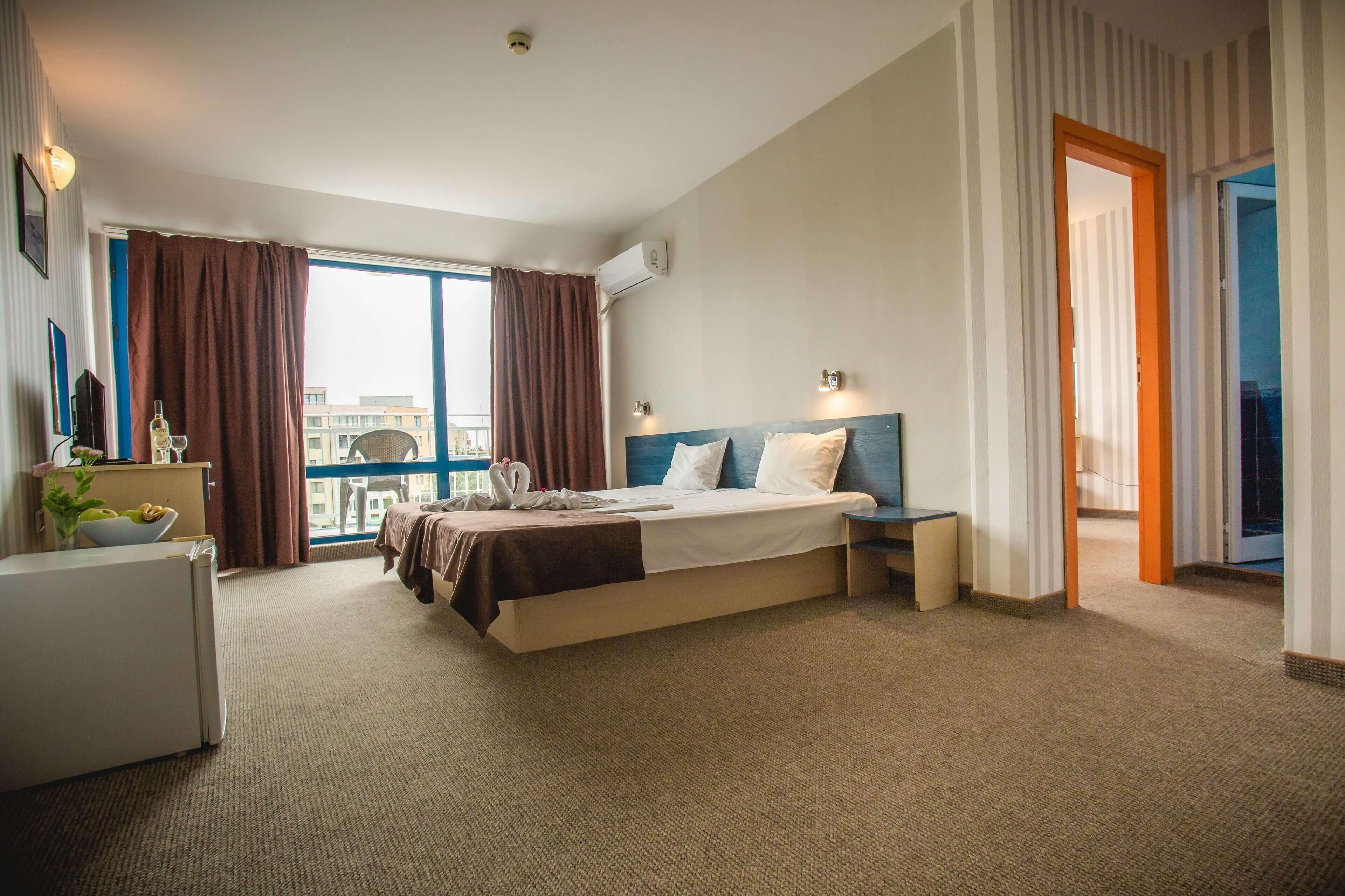 Хотел Бохеми - фамилна стая