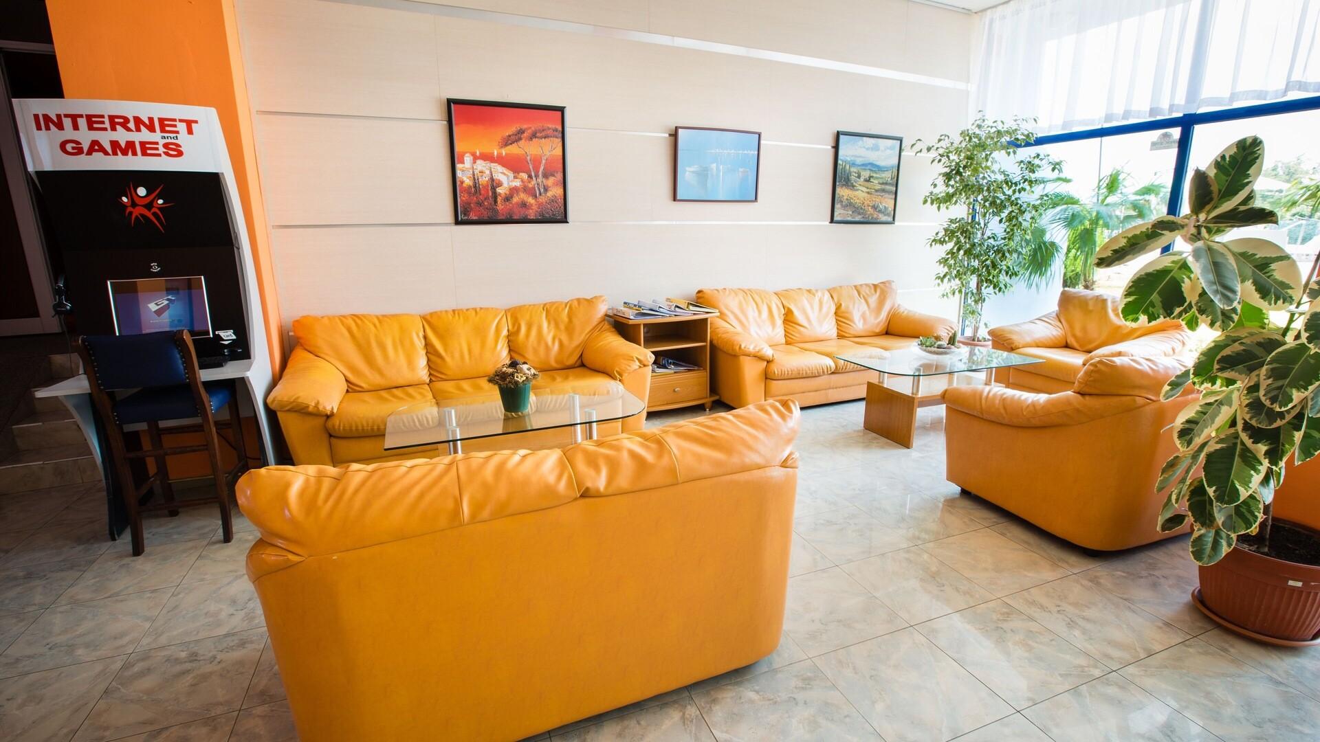 Хотел Бохеми - лоби