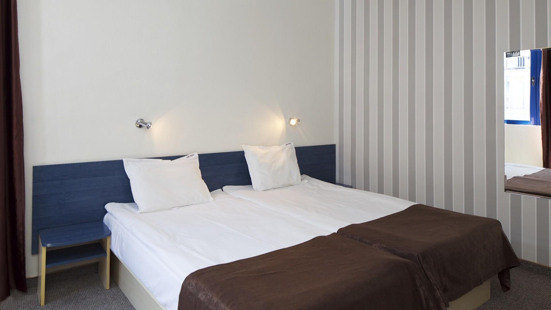 Хотел Бохеми - икономична двойна стая