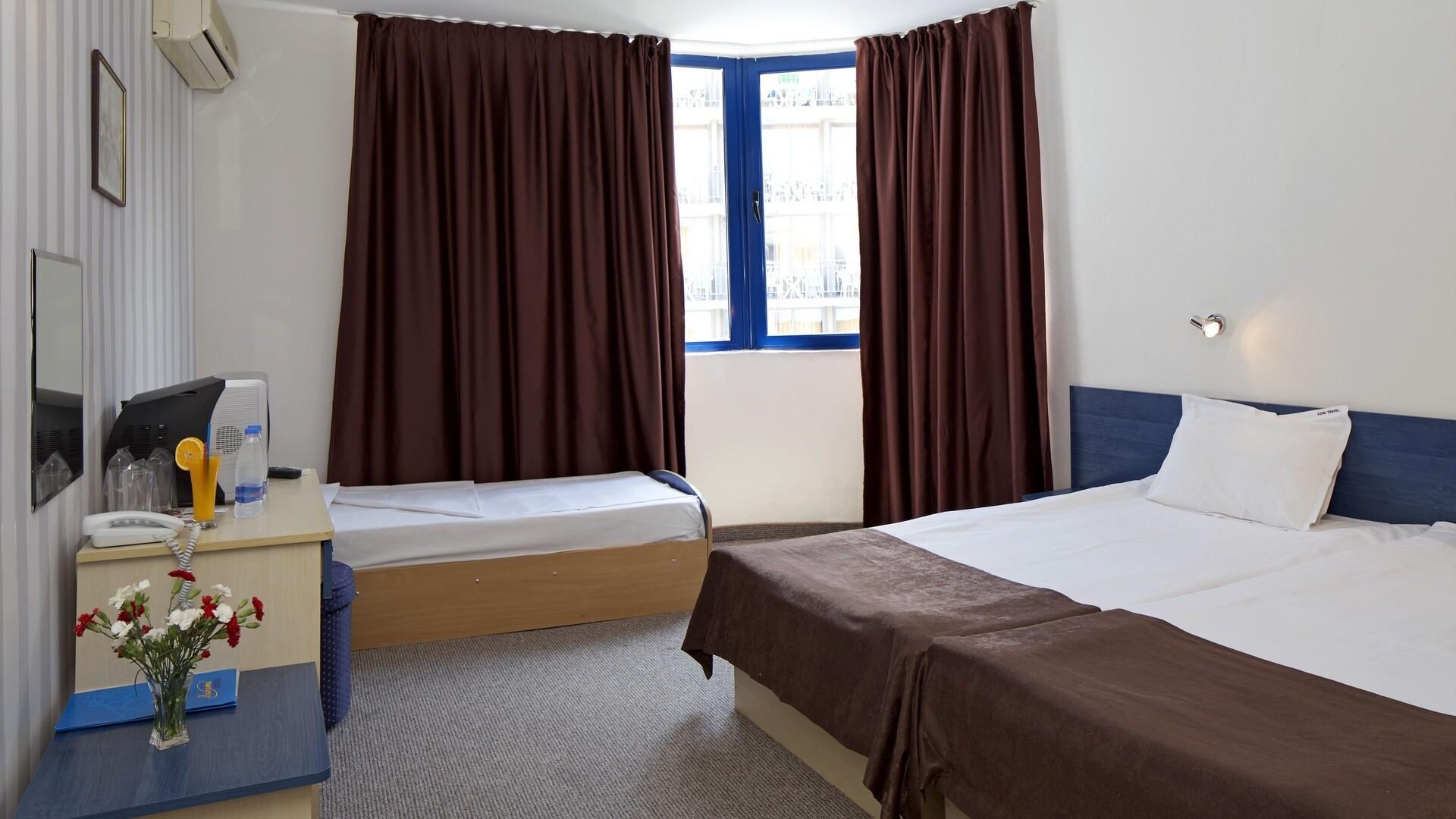 Хотел Бохеми - икономична тройна стая
